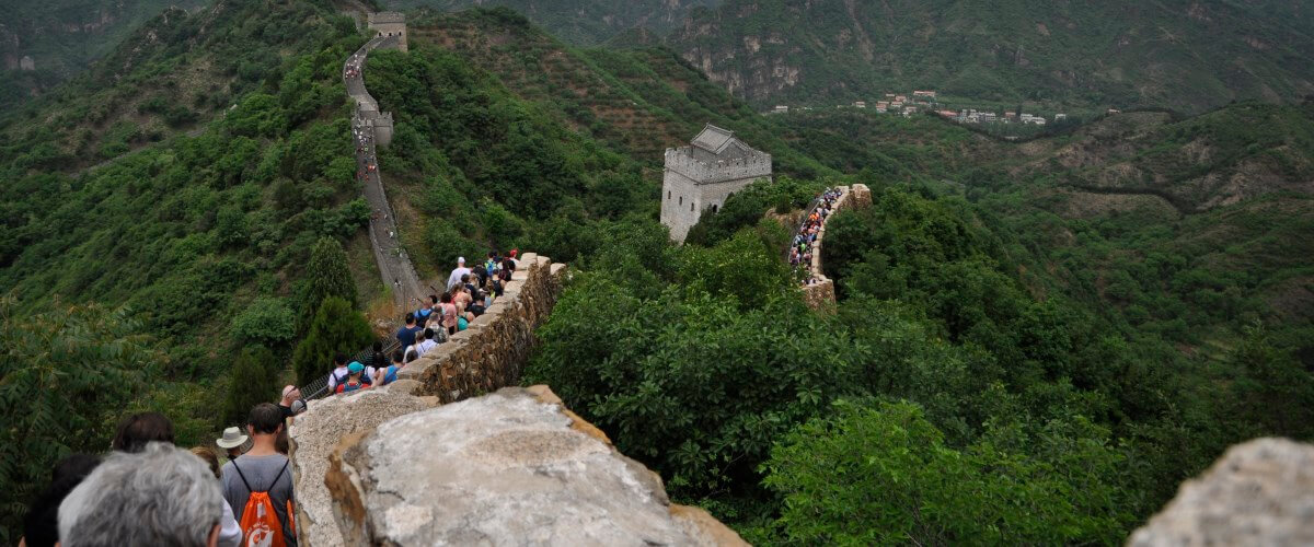 De Great Wall Marathon